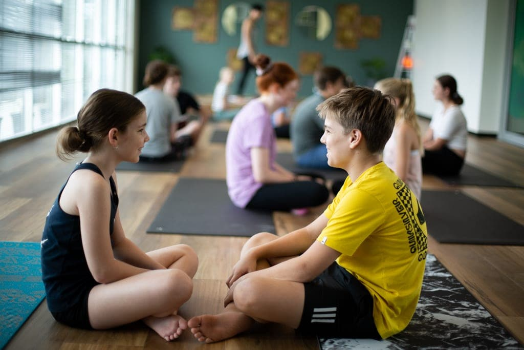 Youth Yoga for children