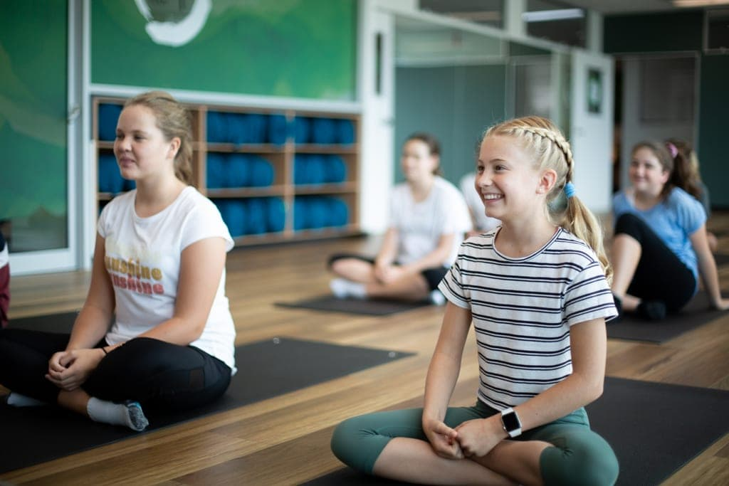 Tawa Youth Yoga for Teens