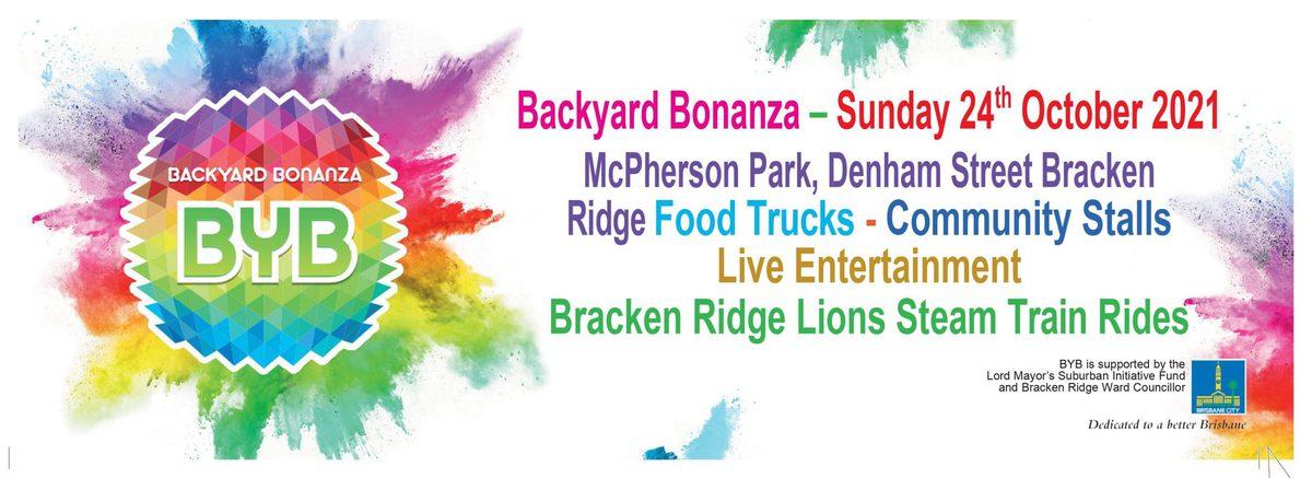 Backyard Bonanza - Bracken Ridge Event for North Brisbane Families!