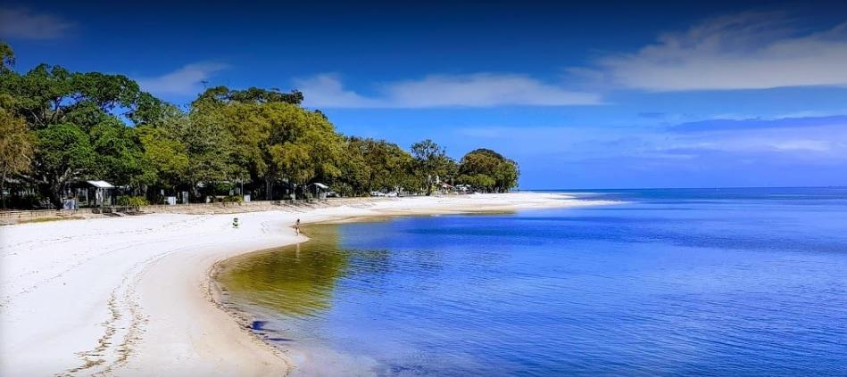 Bongaree Beach Bribie Island