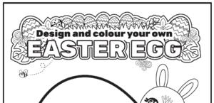 Easter printablesv