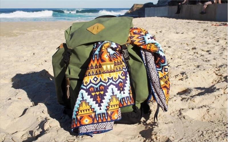 fathers day gift ideas - tesalate beach towel