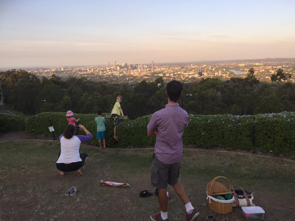 The Summit best picnic spots in Brisbane