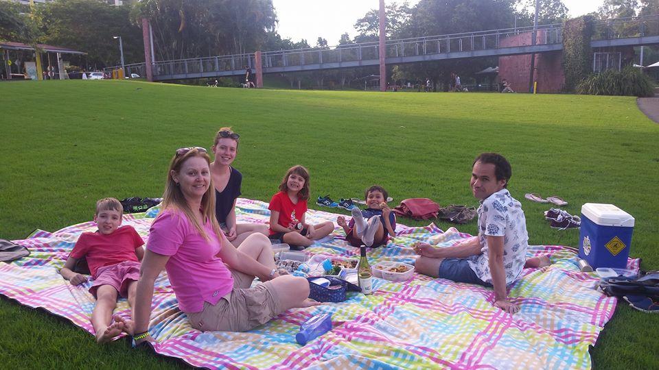 best picnic spots in Brisbane