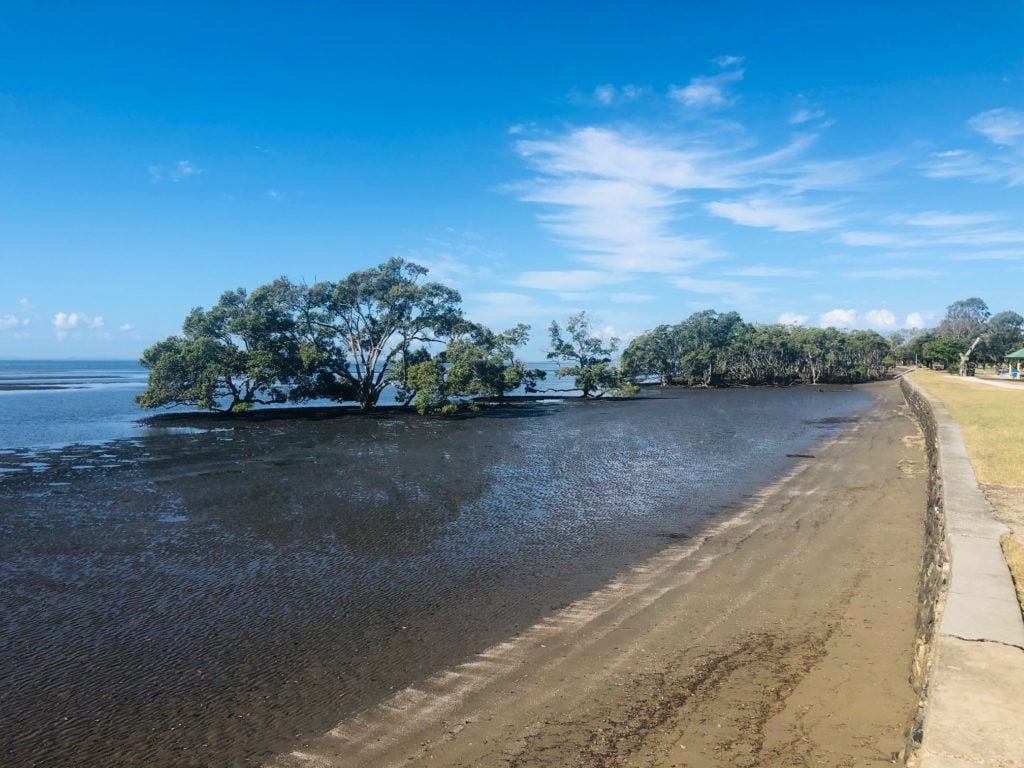 Nudgee Beach featured image