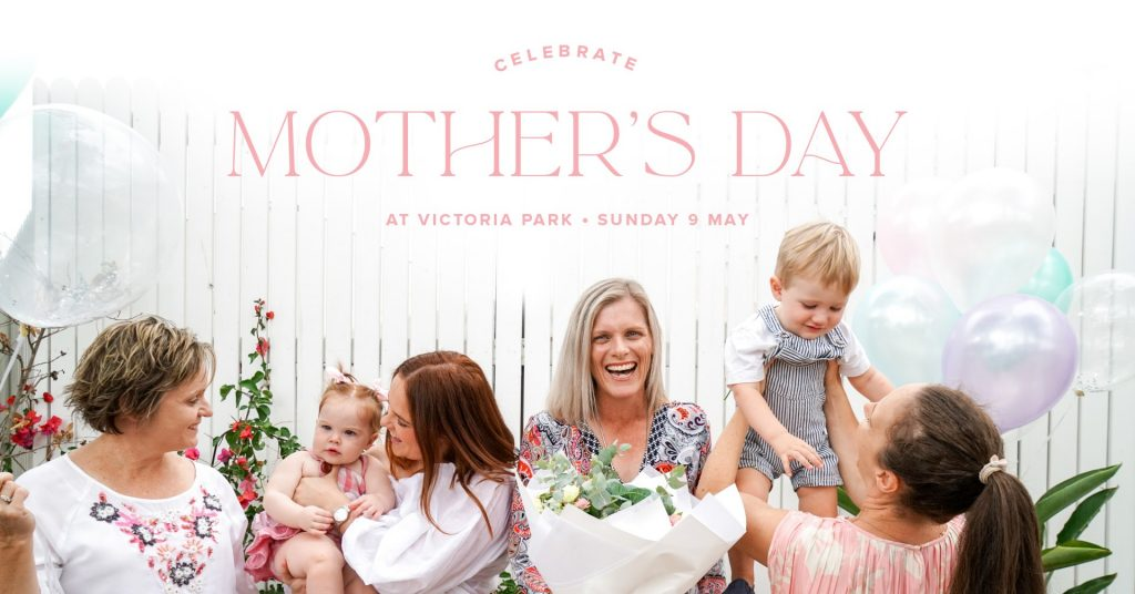 Mothers Day at Victoria Park
