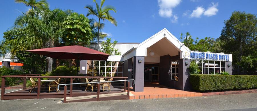 Nudgee Beach Hotel