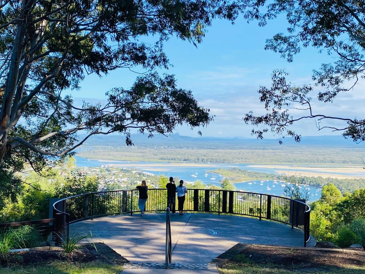 Laguna Lookout at Hoosa