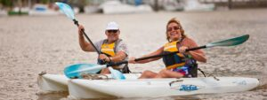 Kayak eco adventure | Nudgee Beach