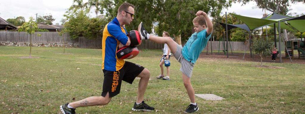 Kickboxing for Fun