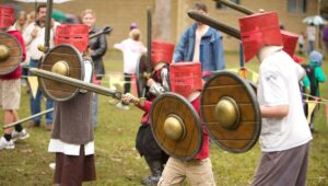 Kids Dig It! Medieval Family Fun