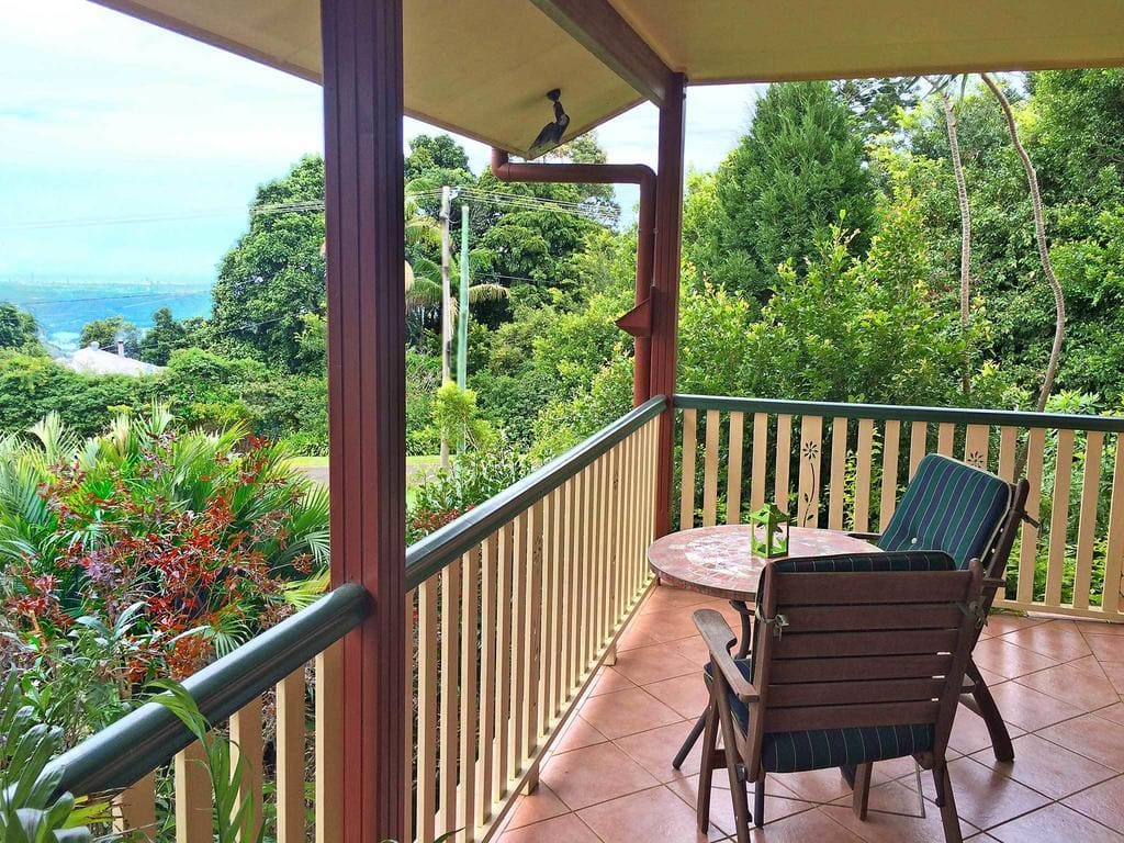 Families friendly accommodation Mt Tamborine