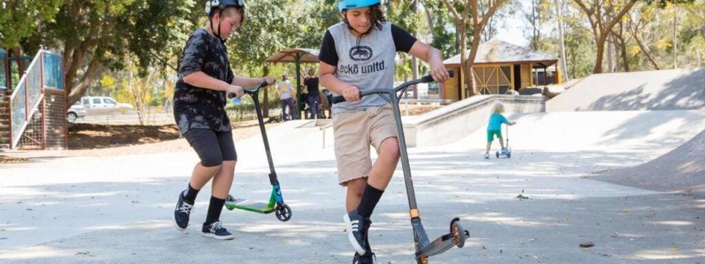 Scooter coaching | Wynnum