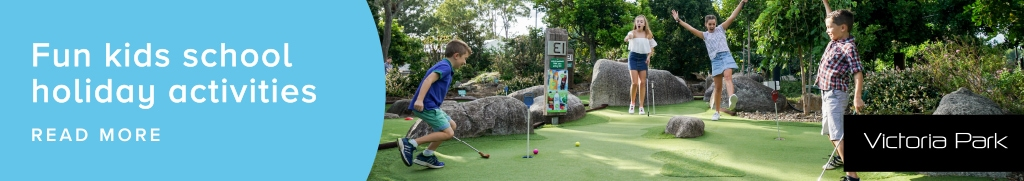 Victoria Park Mini Golf