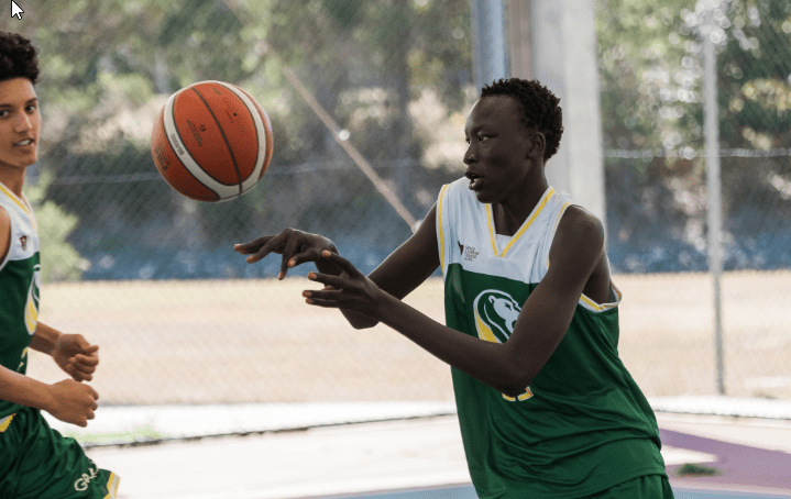 Basketball at Grace Lutheran College