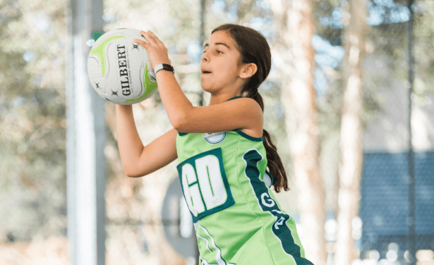 Netball at Grace Lutheran College