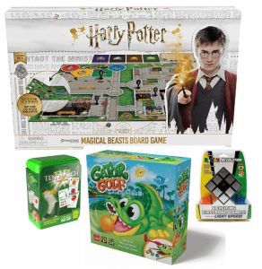 Games Prize Pack