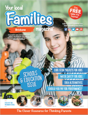 Families Magazine Issue 41 cover