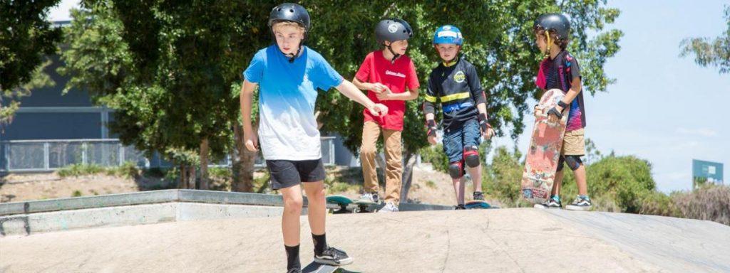 Revolutions skateboarding workshop