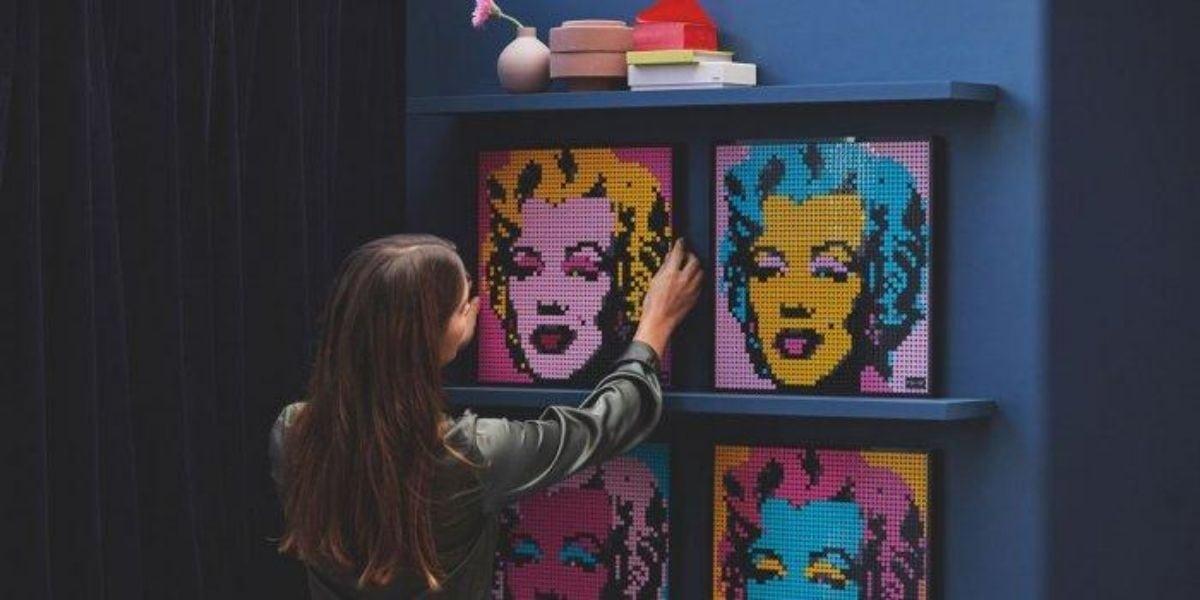 Lego Art Exhibition