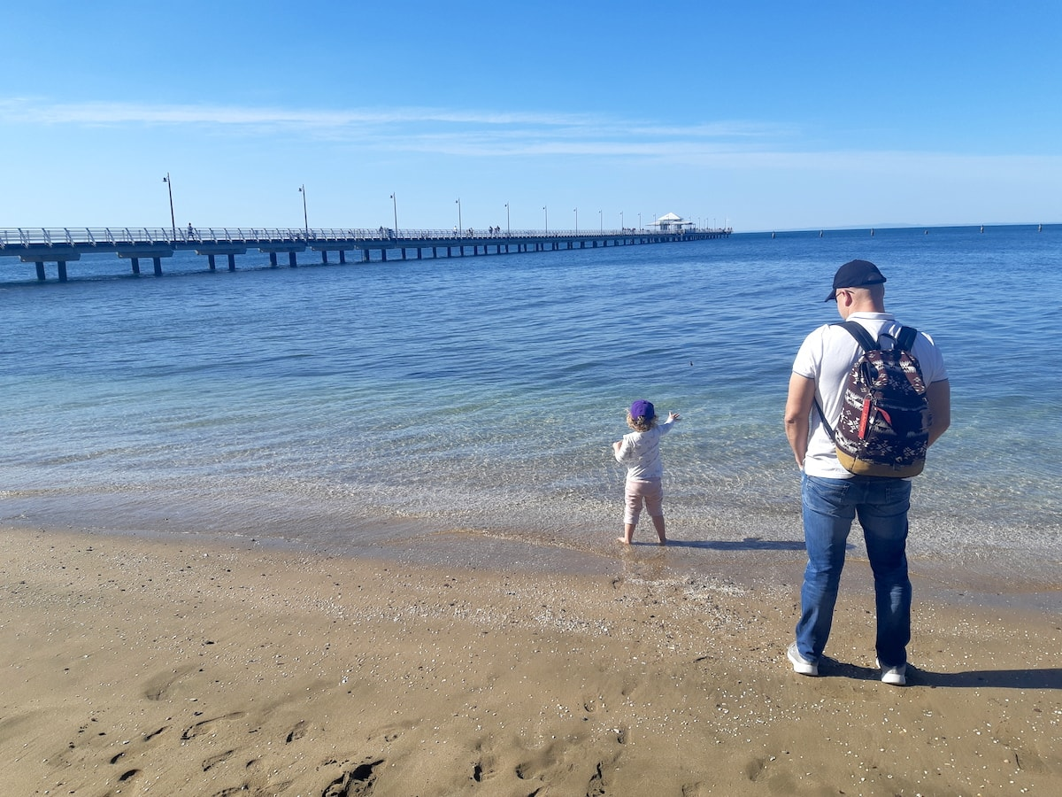 Lower Moora Park - Shorncliffe Jetty