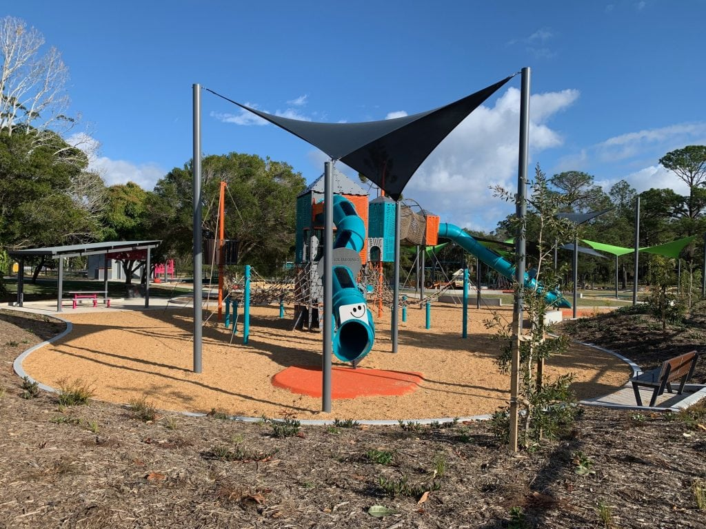 Thornlands Community Park Adventure Play Area