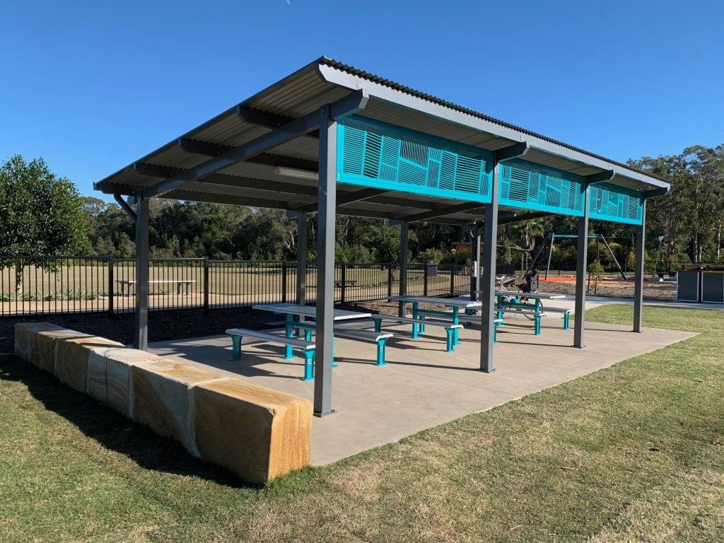 Thornlands Community park facilities