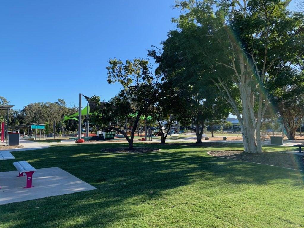 Thornlands Community Park Facilities 3