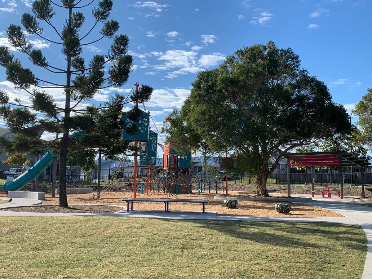 Thornlands Community park cover photo