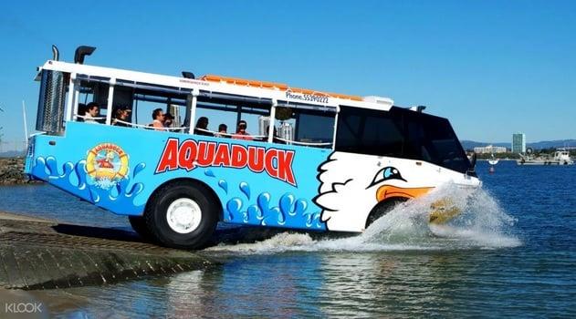 Aquaduck Surfers Paradise