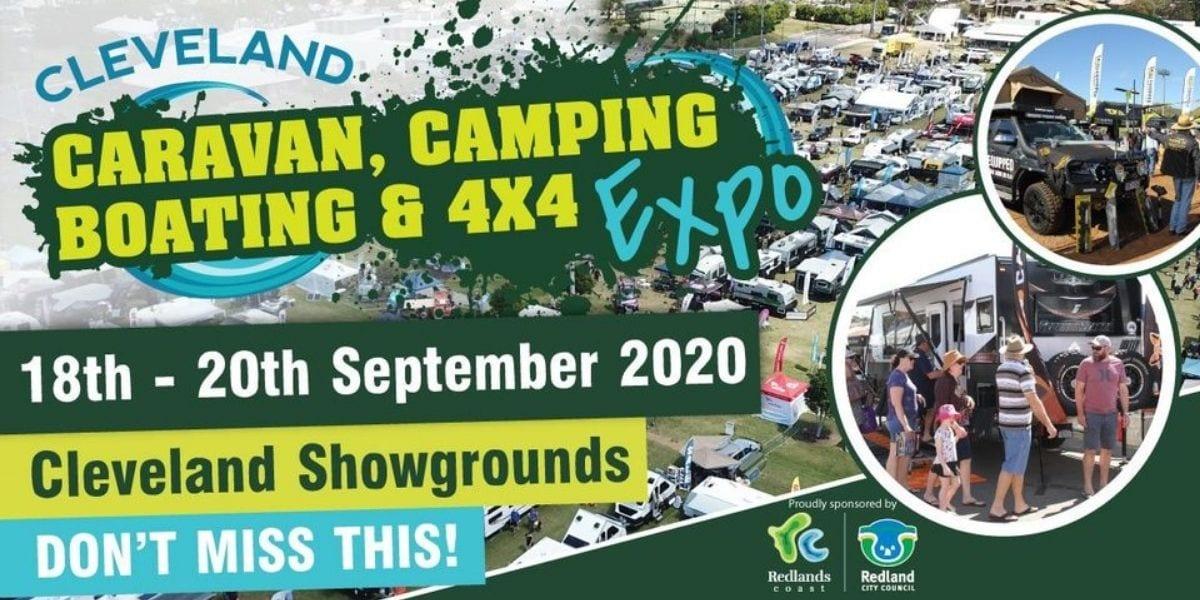 Caravan, Camping, Boating & 4X4 Expo