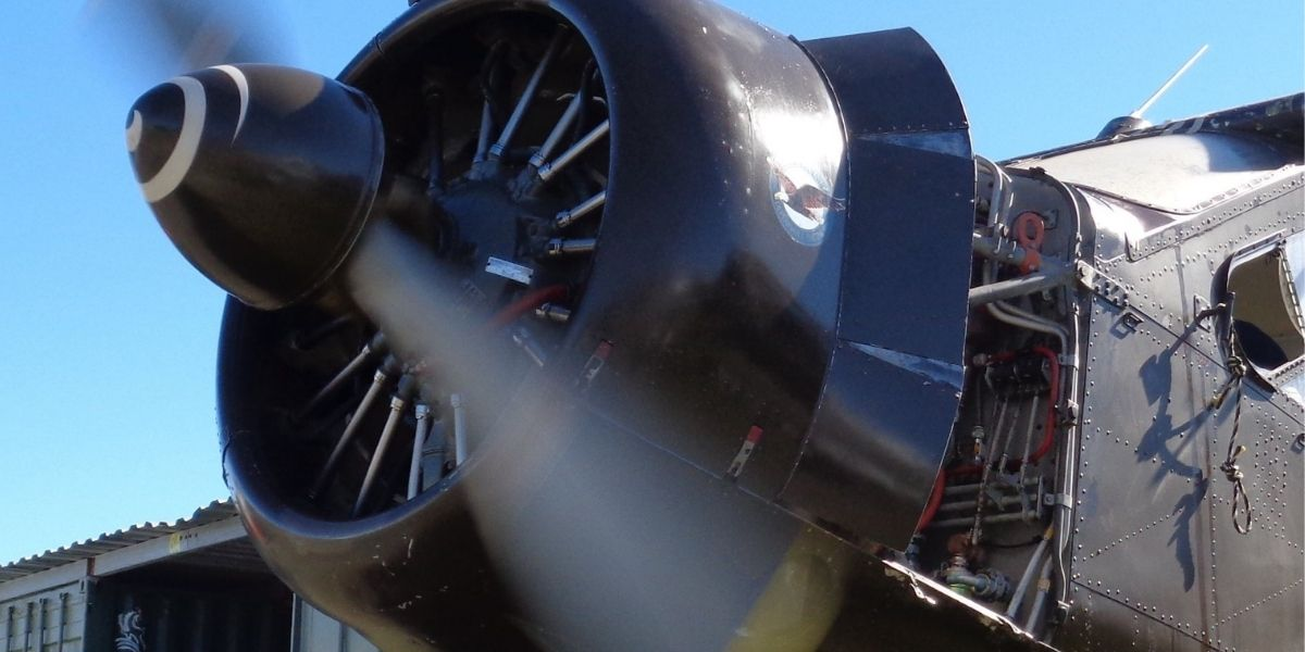Engines Alive The QLD Aviation Museum