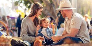 Field Days Southbank family picnic