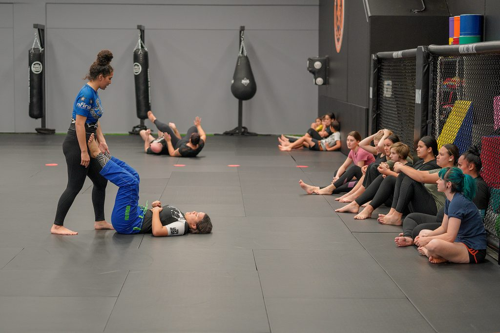 Infinity Martial Arts fitness