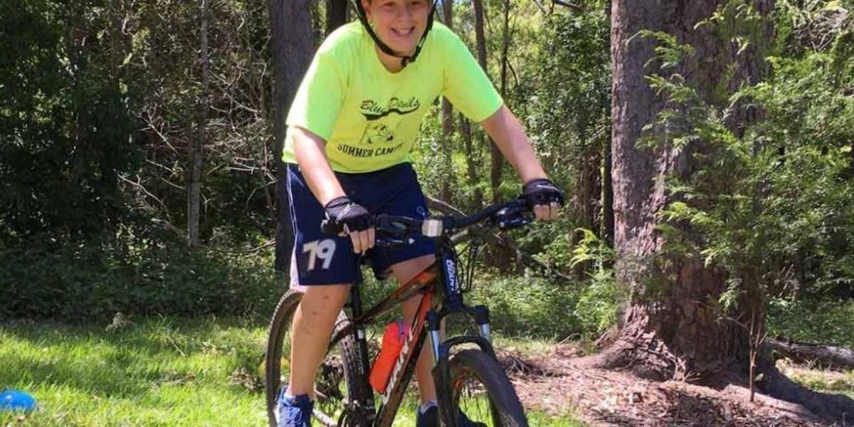 Junior Bike Riding Skills
