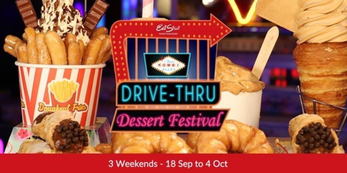 KombiAlley Drive-thru Dessert Festival