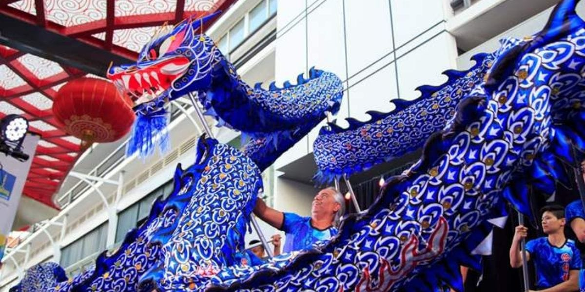 Moon Festival Lion Fortitude Valley