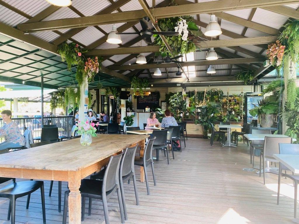 Nurseries in Brisbane - Carseldine cafe