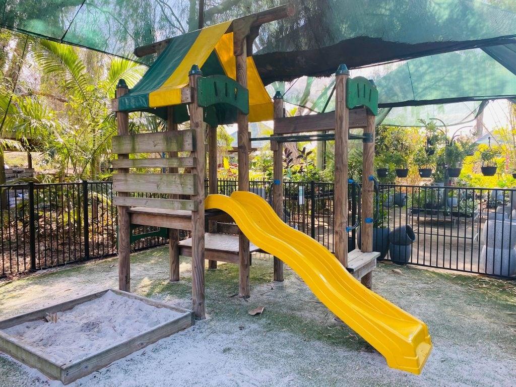 Nurseries in Brisbane - Carseldine playground