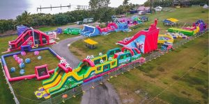 The Inflatable Factory - Sandstone Point Hotel