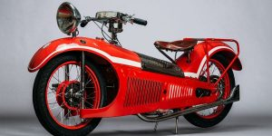 The Motorcycle GOMA