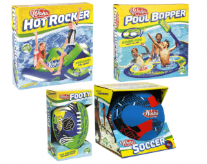 Wahu Pool Toys competition