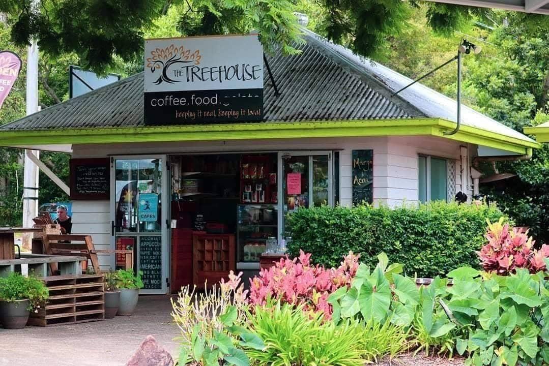 child-friendly restaurants Mt Tamborine