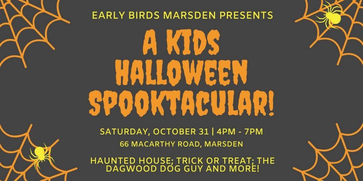 A Kids Halloween Spooktacular Marsden
