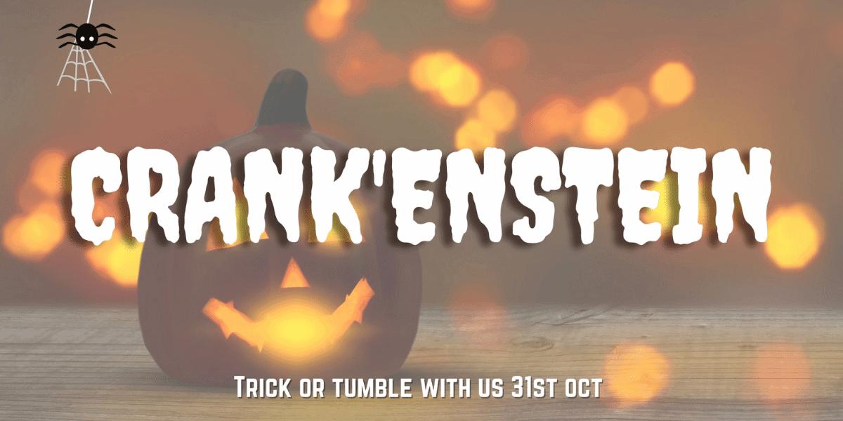 CRANKenstein Halloween Party