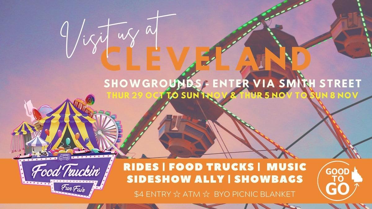 Food Truckin Fun Fair Cleveland