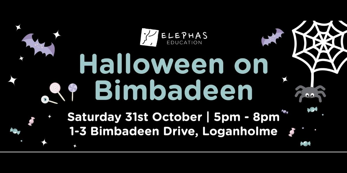 Halloween on Bimbadeen