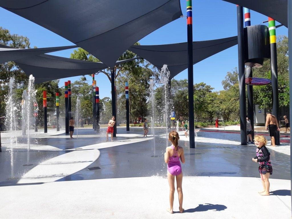 Logan Gardens Water Park - bucket