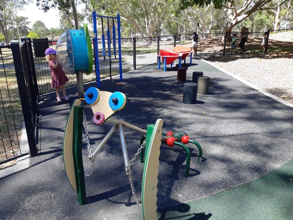 Logan Gardens Water Park - little kids 2