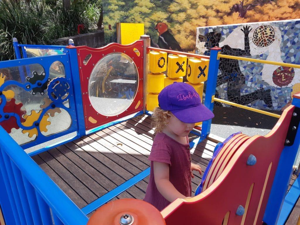 Logan Gardens Water Park - sensory